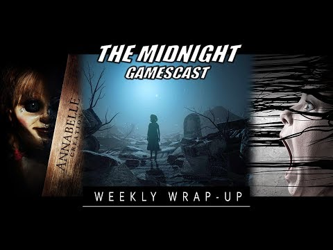 WRAP UP: Tons of New PSVR Games & Horror...