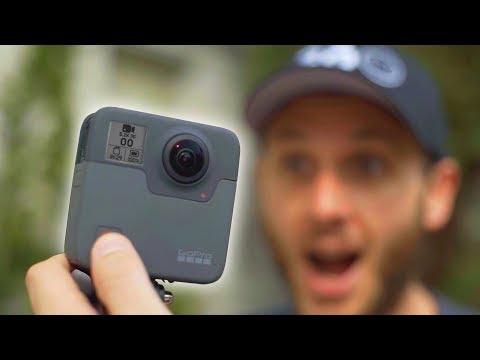 GoPro Fusion: IMPRESSIONS