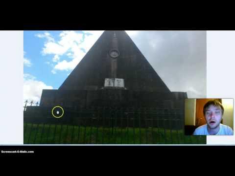 Illuminati / masonic / freemasons / knights templar symbols at Stirling Castle Scotland
