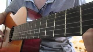 Mảnh ghép đã vỡ guitar cover short version