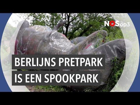 't Spreepark in Berlijn is een spookpark | NOS op 3