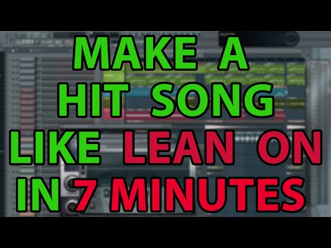 HOW TO MAKE A HIT SONG IN UNDER 7 MINUTES!