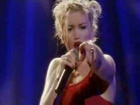 No Doubt - Spiderwebs (live)