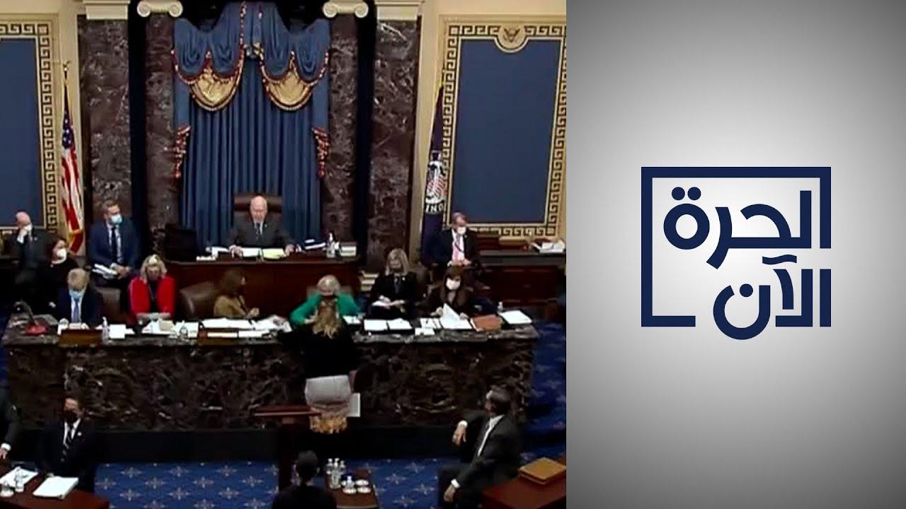الكونغرس يقر خطة تحفيز بـ1 9 ترليون دولار لمواجهة تداعيات الجائحة الاقتصادية  - 14:59-2021 / 2 / 27