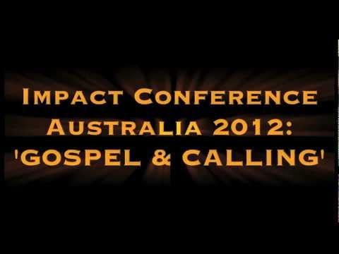 Impact Conference Australia 2012 (Publicity Video 2)