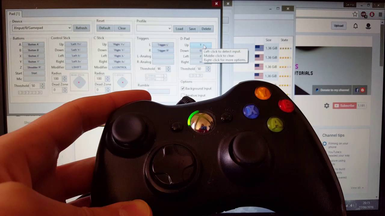 xbox one controller emulator ps4