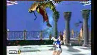 Обзор Tekken 5 (2005г)