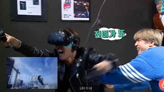 "BTS JHOPE ""PICK THE CAKE"" VR CUT"