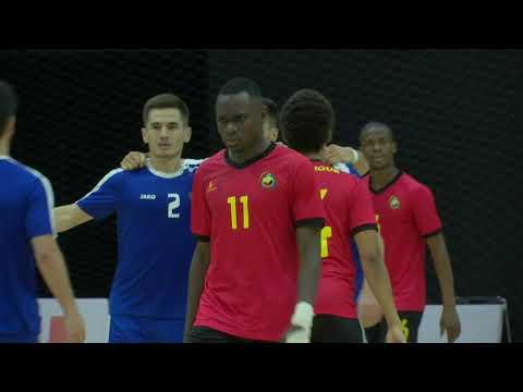 MOZAMBIQUE 0-10 UZBEKISTAN