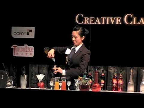 The Art of Cocktail Making