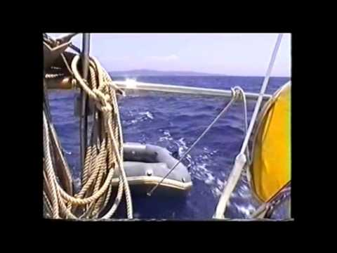 """Westerly Pageant """"DOLPHIN"""" No. 3. Sailing in the Greek Islands - Sivota Bay to Fiskardo"""