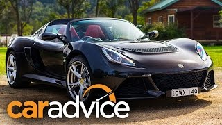2015 Lotus Exige S Review : 6-speed Auto