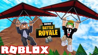 😆 FORTNITE PRA ROBLOX nouveau PLAYER!! 😆