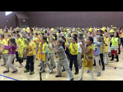 Syracuse Arts Academy North - National School Choice Week Dance 2017
