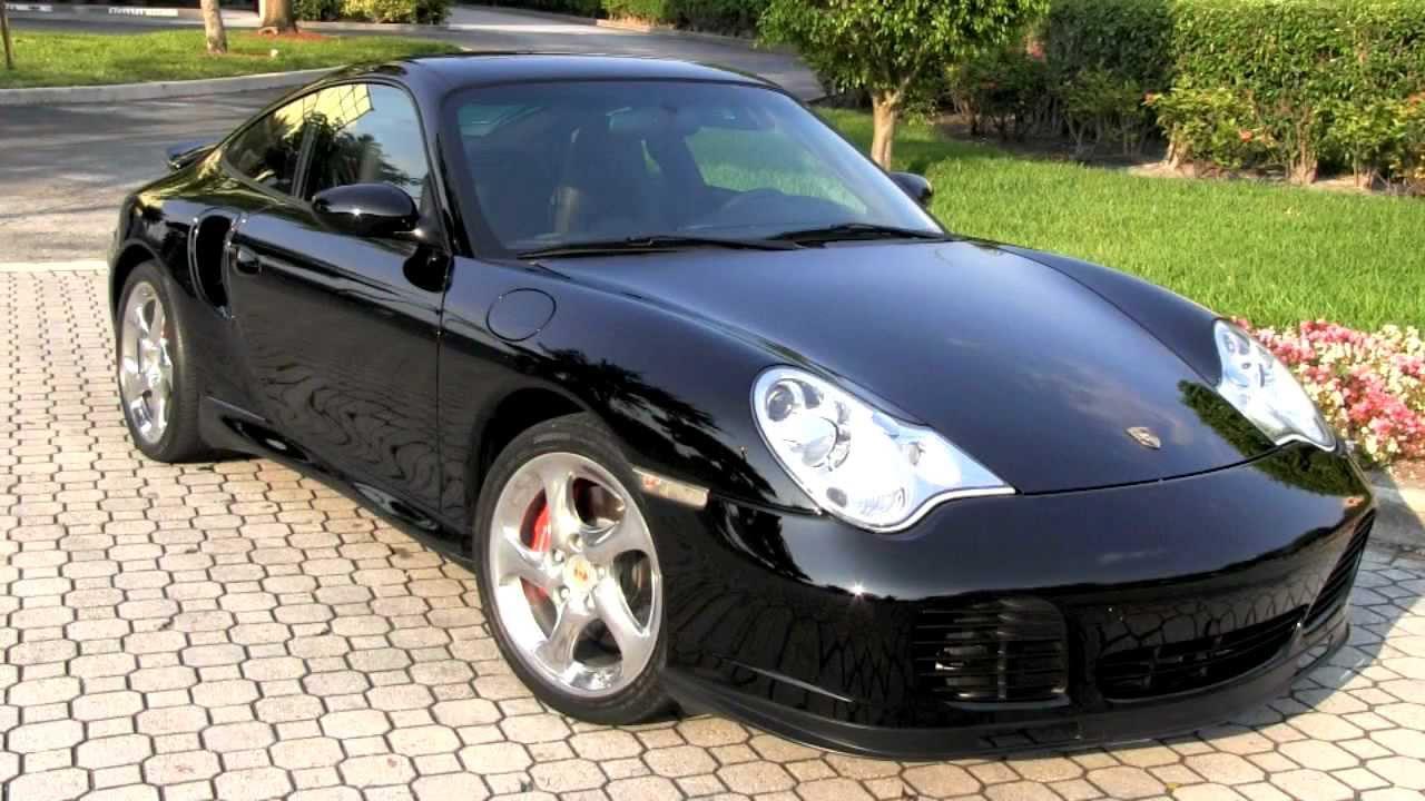 "Porsche 996 Turbo >> 2002 Porsche Carrera 911 Turbo Coupe ""996"" Gulfstream Motorcars - YouTube"