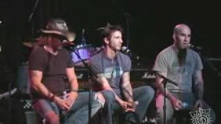 Bret Michaels, Sully Erna, Scott Ian part-5