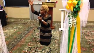 The Posture of Worship Part 3 - Prophetess Bernadine Bell-McGhee