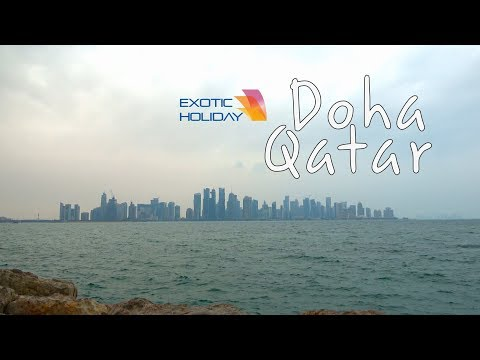 Doha Qata 4K travel guide bluemaxbg.com