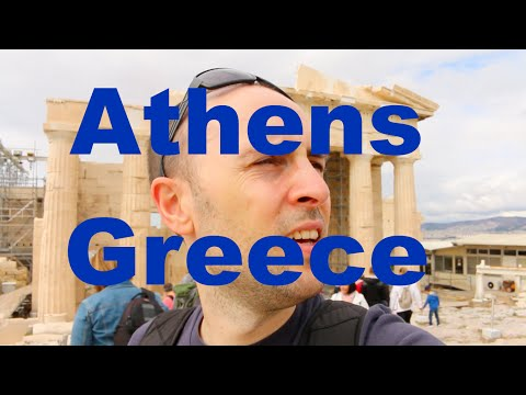 Visit Athens - Top things to do in Athens Greece