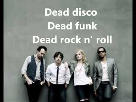 Metric--Dead Disco w/ Lyrics