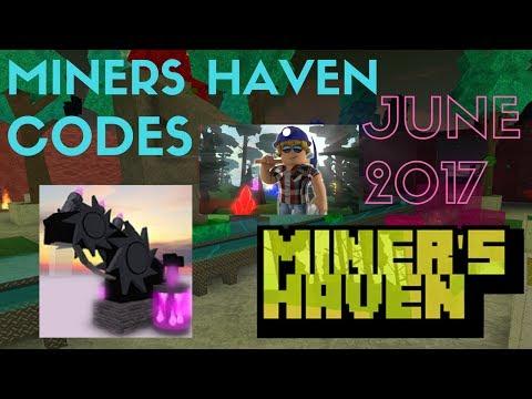 5 MINERS HAVEN CODES JUNE 2017 (STILL WORKING)