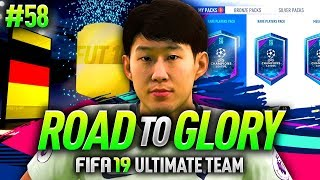 FIFA 19 ROAD TO GLORY #58 - 50K PACKS IN RIVALS REWARDS!!