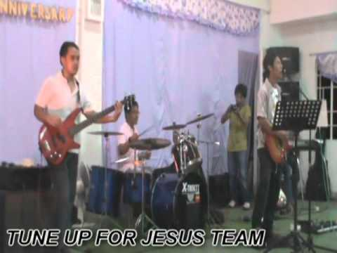 Don Moen- We've Come to Bless Your Name (By Tune Up for Jesus Team)