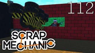 Scrap Mechanic [#112] Mapa Co-Op By Mocarz1 (Mapa Widza)