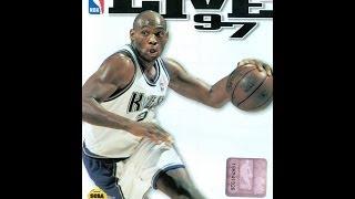 NBA Live 97 (Sega Genesis)