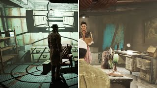 Fallout 4 - Getting a Clue - Finding Kellogg