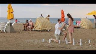 Natalie & Alex Wedding Video (Cedar Point Proposal)
