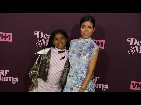 Jhene Aiko and her daughter Namiko Aiko at VH1 3rd Annual ...