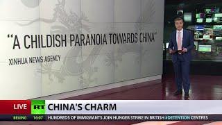 'Hegemony Challenged': UK joins China-led bank, US barks back