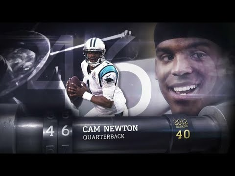 #46: Cam Newton (QB, Panthers) | Top 100 Players of 2013 | NFL