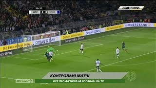 Футбол NEWS от 23.03.2017 (15:40) | Украина готовится к игре с Хорватией, контрольные матчи сборных