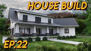 House Plan Revealed & Working With a Draftsman EP.22