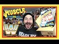 OMG!!! MATTEL SEND BRAND NEW WWE M.U.S.C.L.E. FIGURES!!! WWE MUSCLE