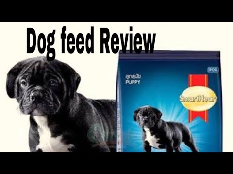 Dog feed Review:Smartheart Powerpack for pups