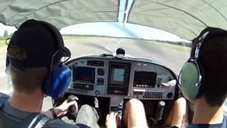 VFR Compton Abbas    PS-28 sports Cruiser