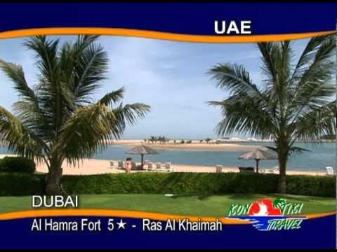 Dubai Al  Hamra Fort - Ras Al Khaimah Kon Tiki Travel