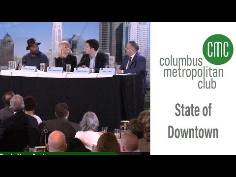 Columbus Metropolitan Club: State of Downtown