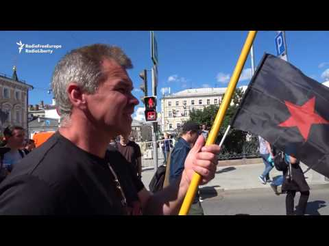 Russians Protest Internet Censorship
