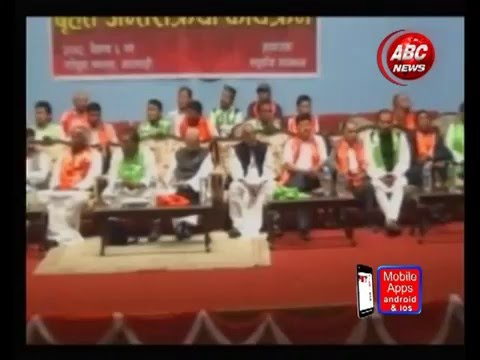 Dr.Sundar Mani Dixit & Khagendra Sangraula Speech