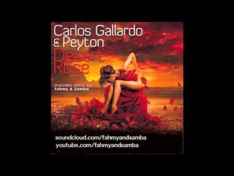 Carlos Gallardo And Payton - Desert Rose (Fahmy & Samba Remix)