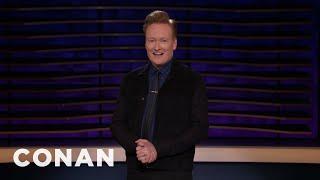 Conan On Amy Klobuchar & Pete Buttigieg Battling For Fourth Place - CONAN on TBS