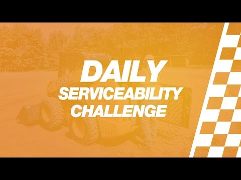 North America: Daily Serviceability Skid Steer Challenge