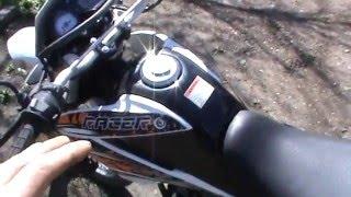 Мотоцикл Рейсер три года эксплуатации