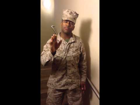 Marine sings Stay Cover to RIHANNA