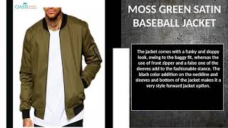 Stay Trendy and Classy with Oasis Jackets