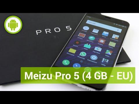 Meizu Pro 5 (4GB - EU), recensione in italiano